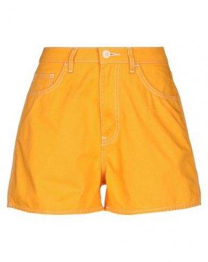 Повседневные шорты HAIKURE. Цвет: абрикосовый