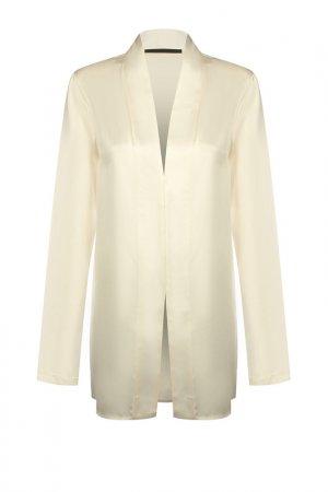 Блуза Haider ackermann. Цвет: белый