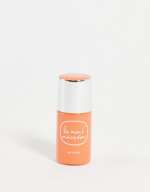 Гелевый лак для ногтей (Papaya Sorbet)-Оранжевый цвет Le Mini Macaron