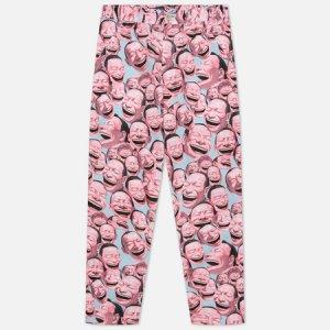 Мужские брюки x Yue Minjun All Over Print Comme des Garcons SHIRT. Цвет: розовый