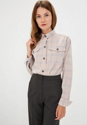 Рубашка Elena Andriadi. Цвет: розовый