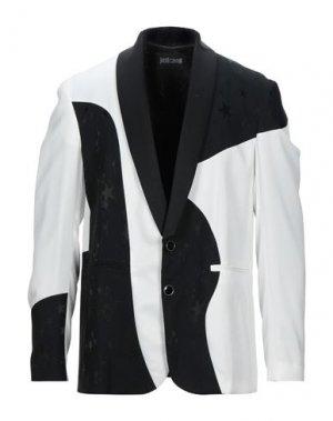 Пиджак JUST CAVALLI. Цвет: белый