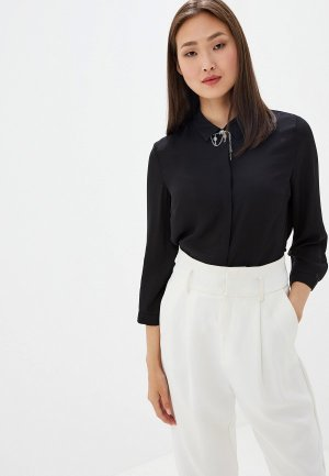Блуза Befree. Цвет: черный