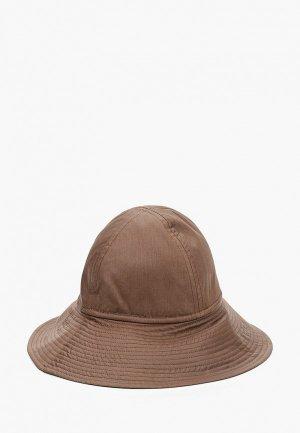 Шляпа Энсо. Цвет: коричневый