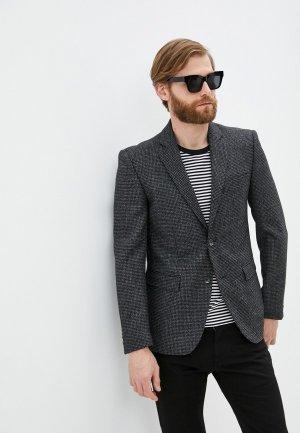 Пиджак Dolce&Gabbana. Цвет: серый