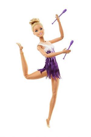 Барби (Гимнастика) Barbie. Цвет: фиолетовый