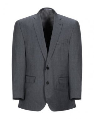 Пиджак BEN SHERMAN. Цвет: свинцово-серый