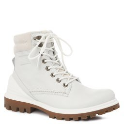 Ботинки 460323 бело-серый ECCO