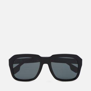 Солнцезащитные очки Astley Burberry. Цвет: чёрный