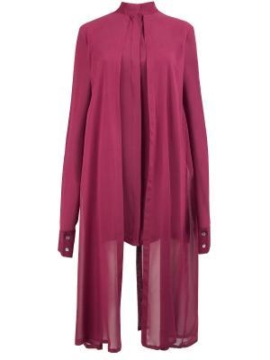 Шелковая блуза GRINKO