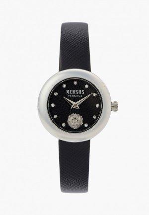 Часы Versus Versace VSPZJ0121. Цвет: черный