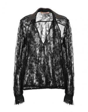 Блузка BABYLON. Цвет: черный