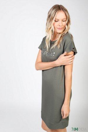 Платье Monari. Цвет: зелёный