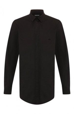 Рубашка Balenciaga. Цвет: черный