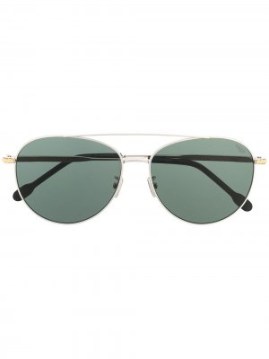Солнцезащитные очки-авиаторы Force 10 Fred. Цвет: серебристый