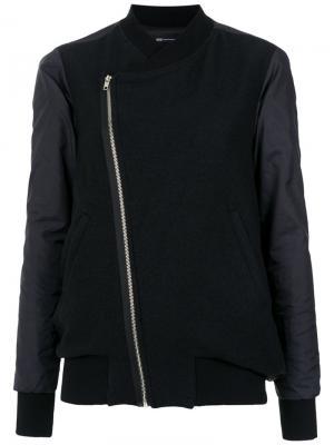 Radial bomber jacket Uma | Raquel Davidowicz. Цвет: черный