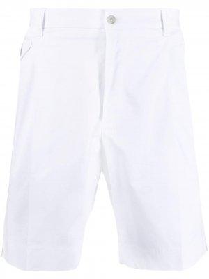 Шорты-бермуды с нашивкой-логотипом Dolce & Gabbana. Цвет: белый