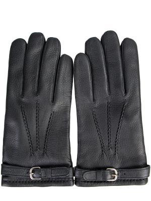 Перчатки SERAPHIN. Цвет: черный