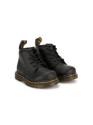 Ботинки 1460 Softy T Dr. Martens Kids. Цвет: черный