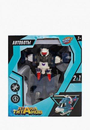 Робот Woow Toys. Цвет: черный