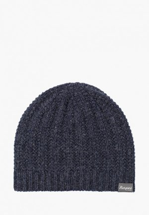 Шапка Bergans of Norway Aks Beanie. Цвет: синий