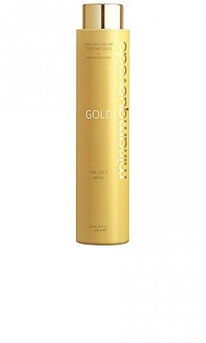 Маска для волос the gold miriam quevedo. Цвет: beauty: na