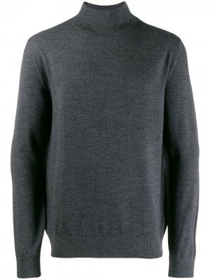 Джемпер с высоким воротником A.P.C.. Цвет: серый