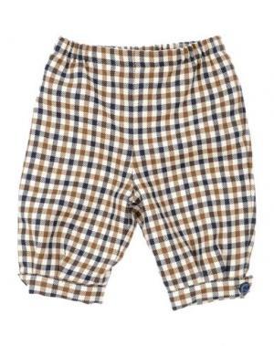 Повседневные брюки COLIBRI. Цвет: бежевый