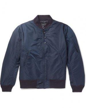 Куртка ENGINEERED GARMENTS. Цвет: темно-синий