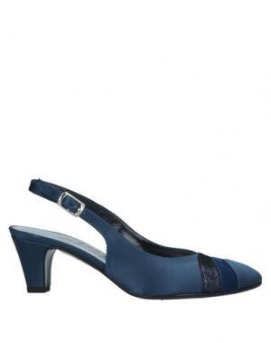 Туфли ELATA. Цвет: синий
