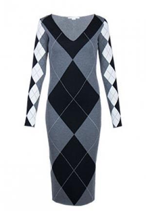 Платье STELLA McCARTNEY. Цвет: серый