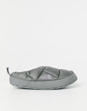 Серые слиперы-мюли NSE Tent III-Серый The North Face