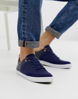 Темно-синие кроссовки castel-Темно-синий Boxfresh