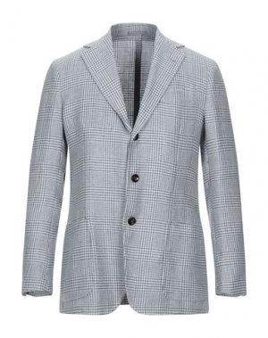 Пиджак SARTORIO. Цвет: пастельно-синий