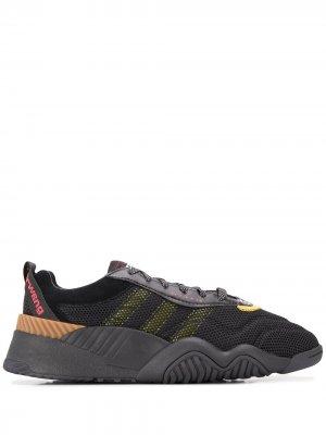 Кроссовки Ripstop adidas Originals by Alexander Wang. Цвет: черный