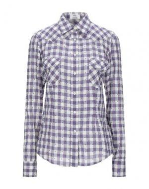 Pубашка NOVEMB3R. Цвет: фиолетовый