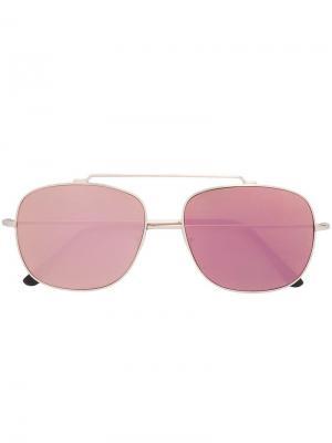 Солнцезащитные очки Montana Spektre. Цвет: металлический