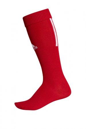 Гетры SANTOS SOCK 18 adidas. Цвет: красный