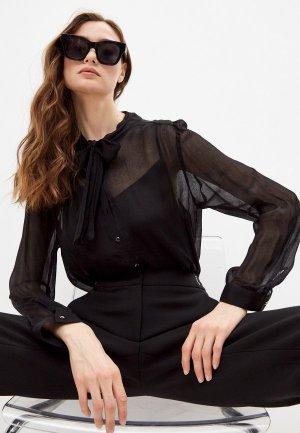 Блуза Gerard Darel. Цвет: черный