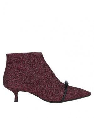 Полусапоги и высокие ботинки ANNA F.. Цвет: фуксия