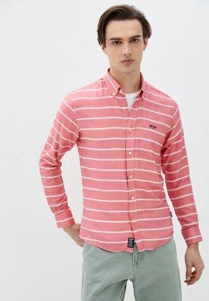 Рубашка Galvanni. Цвет: розовый