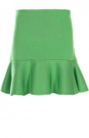 Юбка Issa. Цвет: зеленый