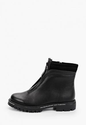 Ботинки Covani. Цвет: черный