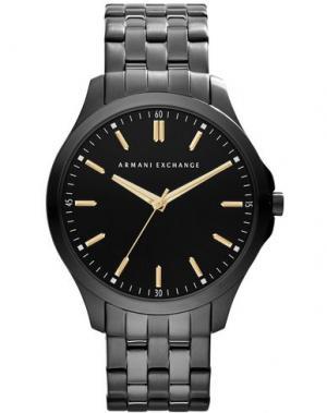 Наручные часы ARMANI EXCHANGE. Цвет: черный