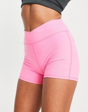 Розовые шорты Go-Розовый цвет Gilly Hicks