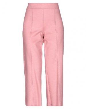 Брюки-капри CARLA G.. Цвет: розовый