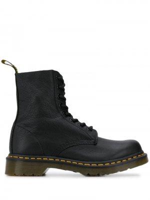 Ботинки по щиколотку Dr. Martens. Цвет: черный