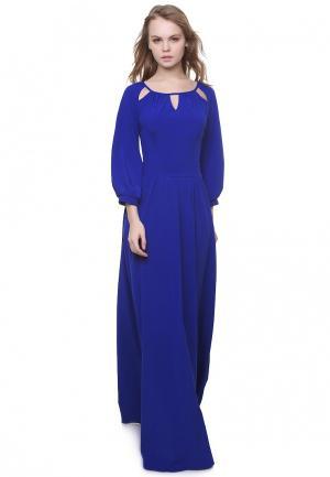 Платье Marichuell PALOMA. Цвет: синий