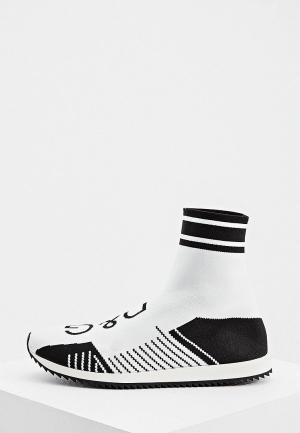 Кроссовки Dolce&Gabbana. Цвет: белый