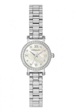 Наручные часы BCBG Max Azria. Цвет: белый